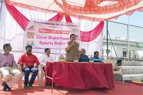 BAMU-member-of-the-Management-Council-Kishore-shitole