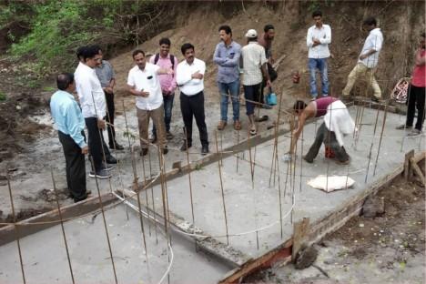 Fero-Cement-Bandhara-working-kishore-shitole-jaldoot-ngo