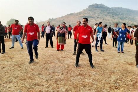 Fitness-club-deogiri-bank-kishore-shitole-aurangabad
