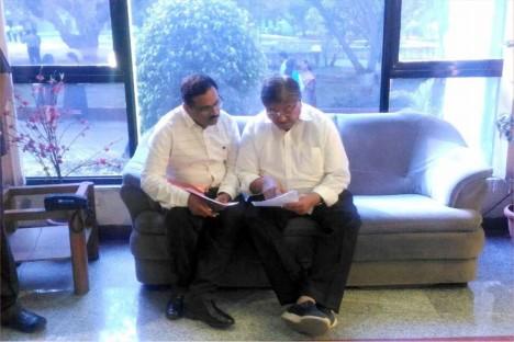 chandrakant-dada-patil-meeting-bjp-party-aurangabad