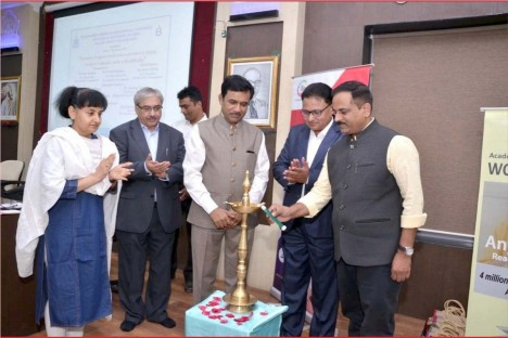 inaugration-ligting-lamp-kishore-shitole-bjp-party