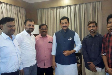 meeting-with-shambu-raje-chatrapati-bjp-party-aurangabad.jpg