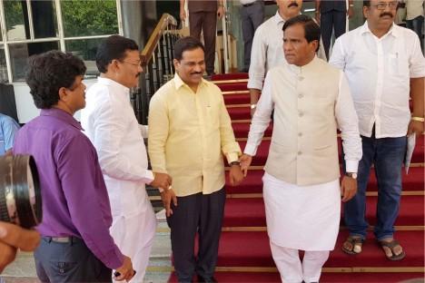 political-bj-party-leader-kishore-shitole