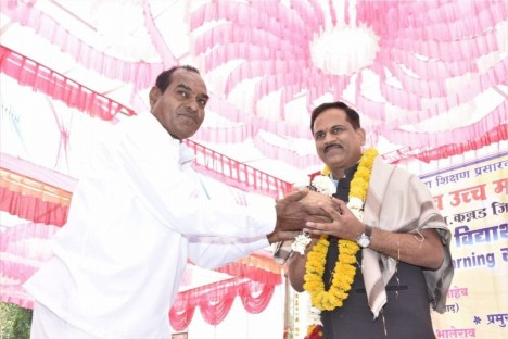 satkar-bjp-party-leader-kishore-shitole-vice-precident-aurangabad