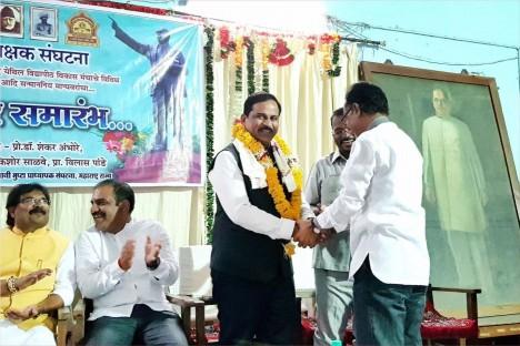 social-work-kishore-shitole-bjp-party