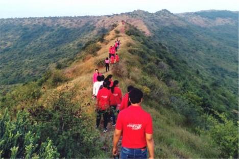 trecking-morning-fitness-deogiri-bank-aurangabad