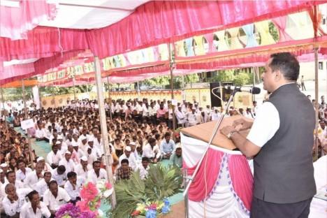 bjp-party-leader-kishore-shitole-vice-precident-aurangabad