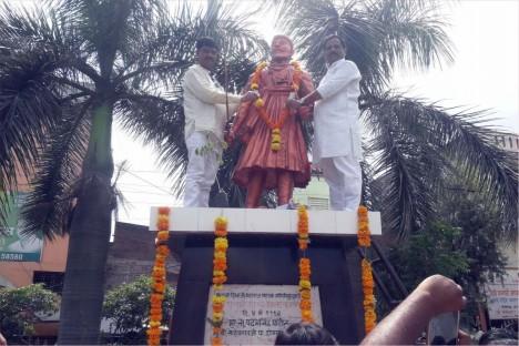 party-bjp-buland-chava-shivaji-maharaj-kishore-shitole-aurnagabad