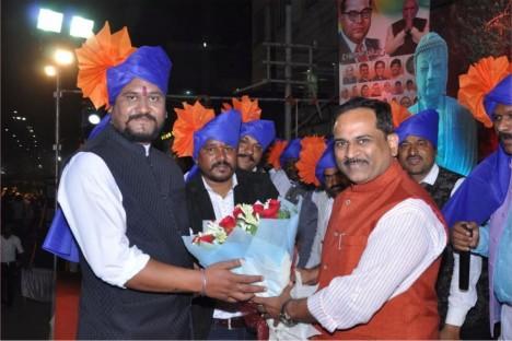 social-worker-welfare-bjp-party-kishore-shitole-aurangabad