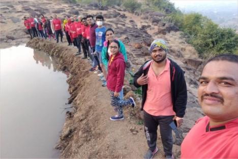 trecking-for-fitness-good-health-fitness-club-aurangabad