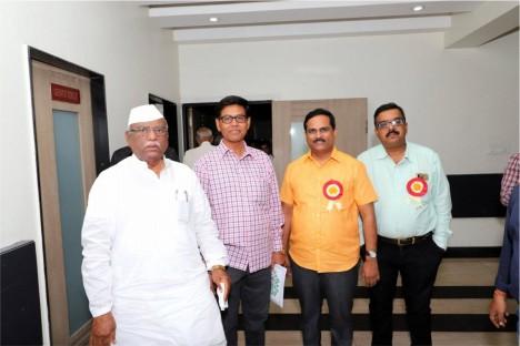 Kishore Shitole Deogiri Bank Images